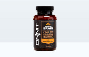 Featured product - alpha brain