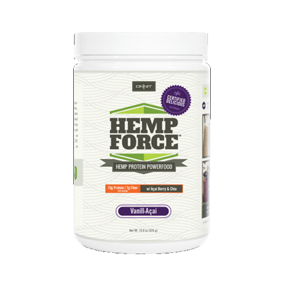 Hemp FORCE Vanill-Açaí