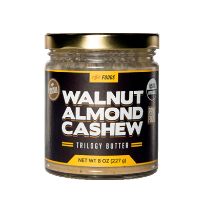 Walnut Almond Cashew